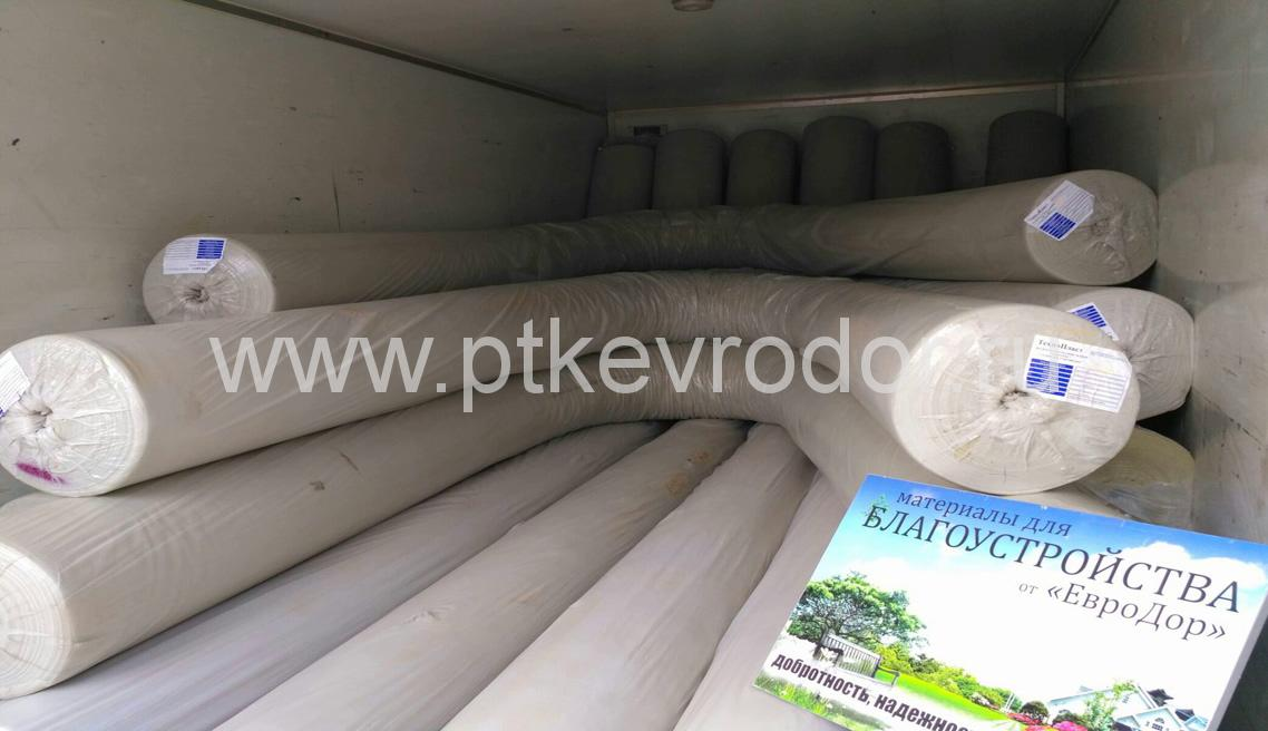 Промышленный геотекстиль от Евродор 300 г/м2