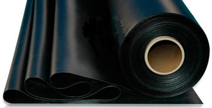 Геомембрана HDPE, LDPE, PVC