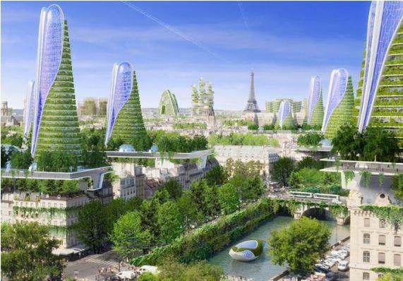 Город будущего с Евродор