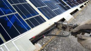 Солнечная батарея. ПТК ЕвроДор Новости