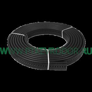 Труба дренажная без фильтра с перфорацией 160х40 от ЕВРОДОР
