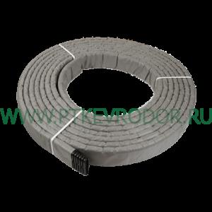 Труба дренажная гофрированная плоская SN16 160х40мм с фильтром с перфорацией от ЕВРОДОР