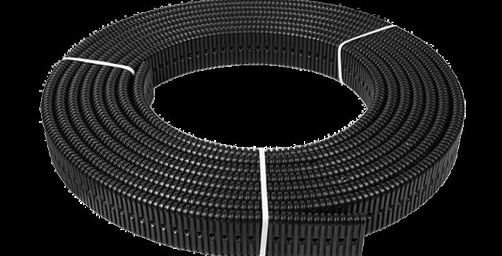Панельные дренажные трубы