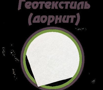 Геотекстиль (Дорнит)
